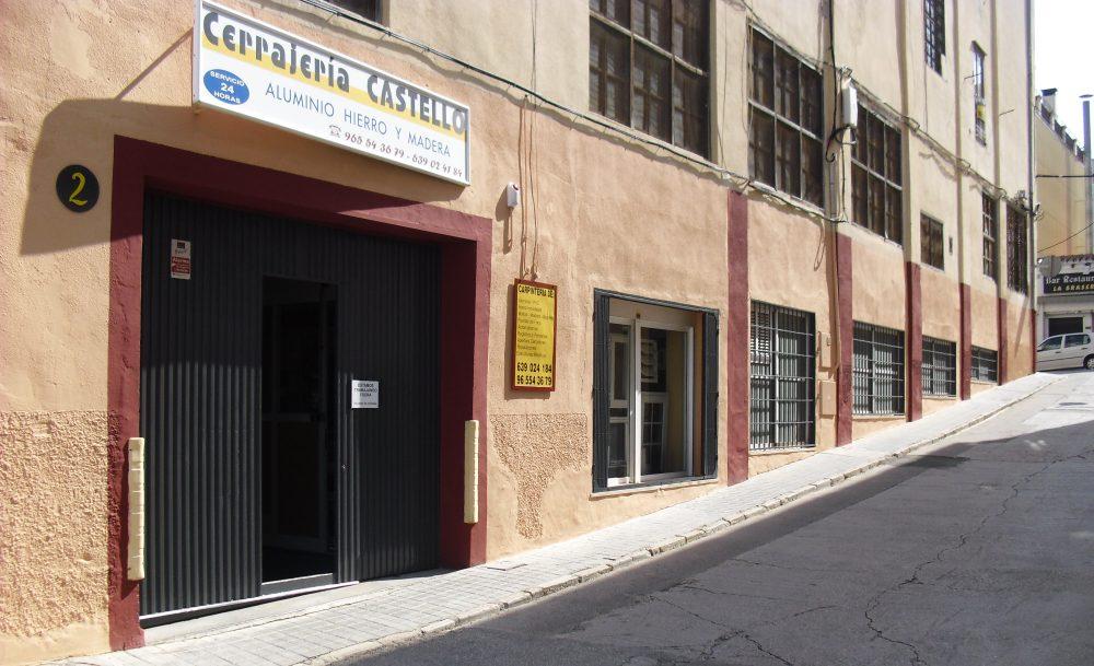 Cerrajería en Alcoy