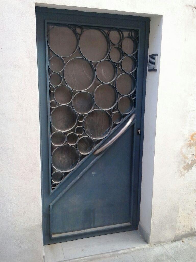 Puerta de hierro Alcoy- Alicante (22)